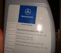 engine oil Mercedes